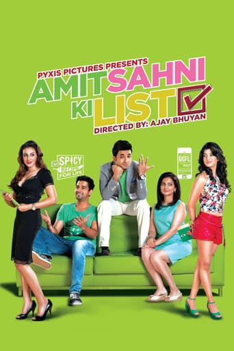 Poster of Amit Sahni Ki List