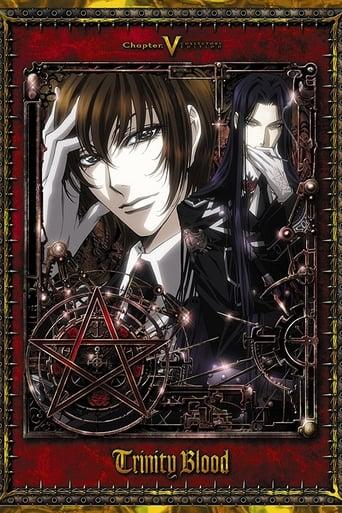 Trinity Blood 1ª Temporada - Poster
