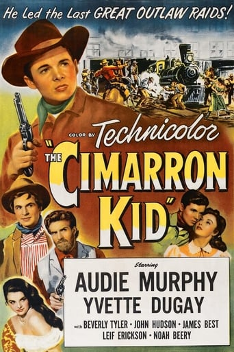 Poster of The Cimarron Kid