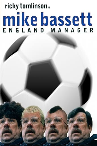 Poster of Mike Bassett: England Manager