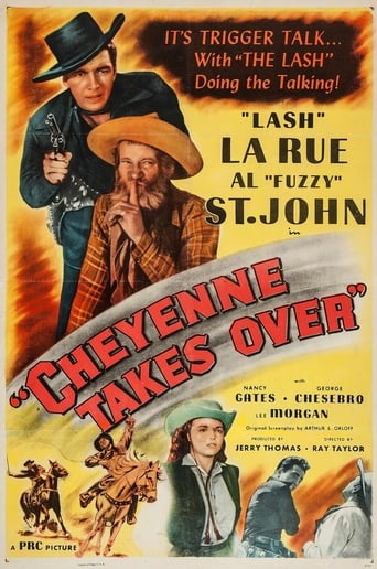 Poster of Cheyenne Takes Over
