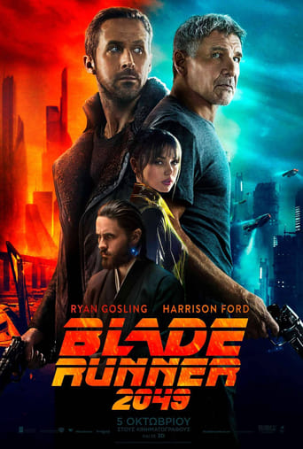Poster of Blade Runner 2049