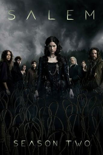 Salemas / Salem (2015) 2 Sezonas