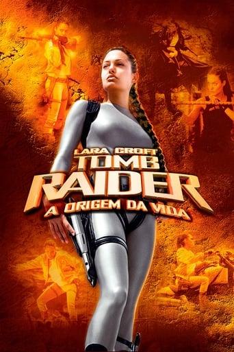 Lara Croft: Tomb Raider - A Origem da Vida - Poster