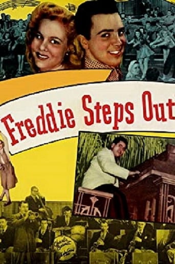 Poster of Freddie Steps Out