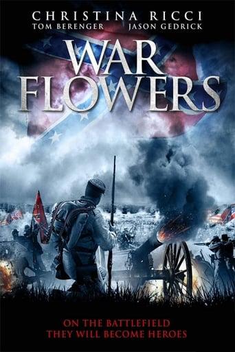 Poster of Las flores de la guerra