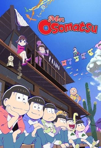 Poster of Mr. Osomatsu