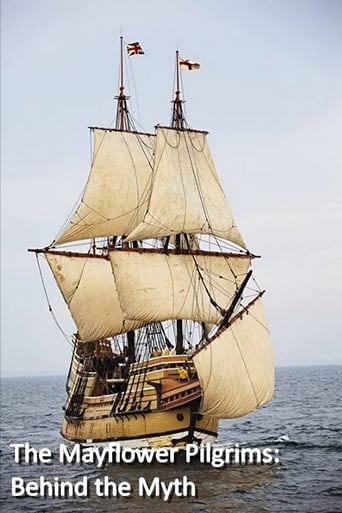 Poster of The Mayflower Pilgrims: Behind The Myth