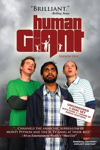 Human Giant Poster