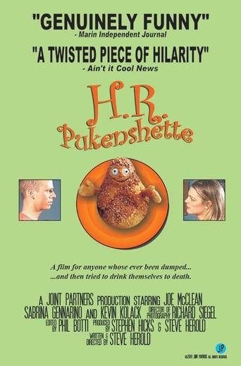 Poster of H.R. Pukenshette