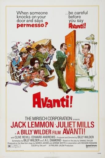 Poster of Avanti!