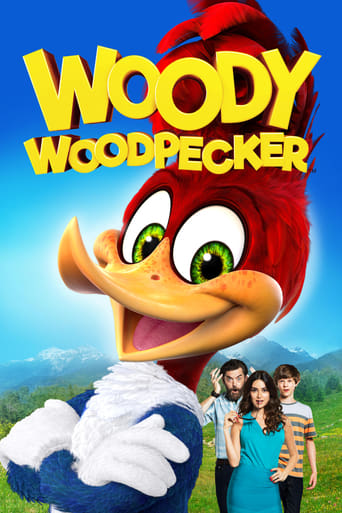 Poster of Woody Woodpecker