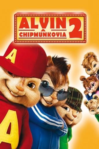 Alvin a Chipmunkovia 2