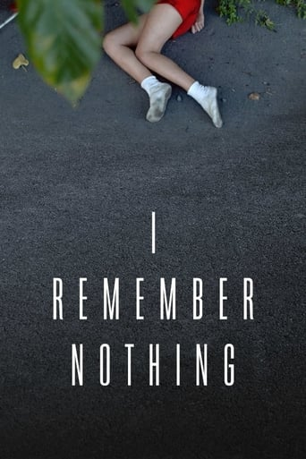Poster of I Remember Nothing