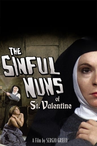 Poster of The Sinful Nuns of Saint Valentine