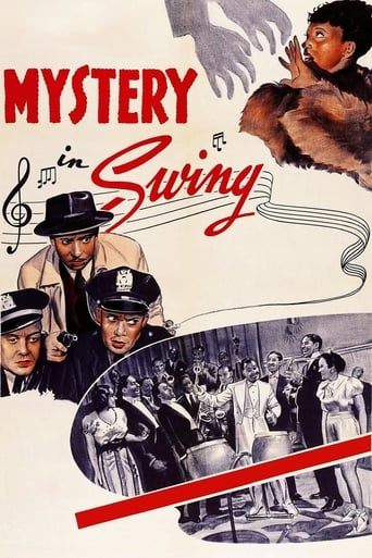 Poster of Mystery in Swing