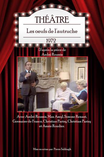 Poster of Les oeufs de l'autruche