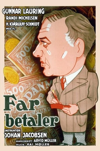 Poster of Far betaler