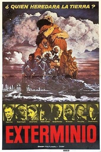 Poster of Exterminio (Virus)