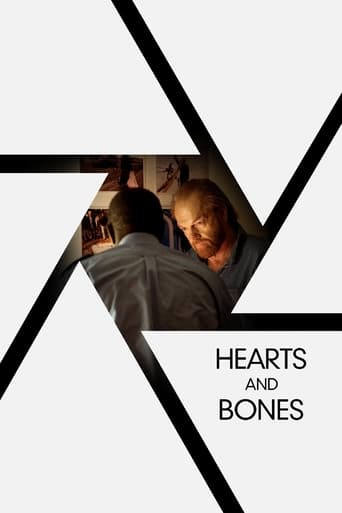 Hearts and Bones Poster