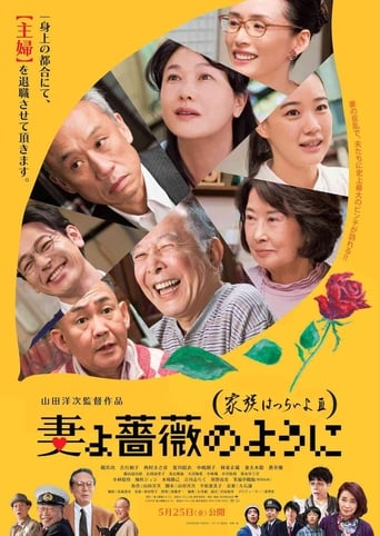 What a Wonderful Family! 3: My Wife, My Life Movie Poster