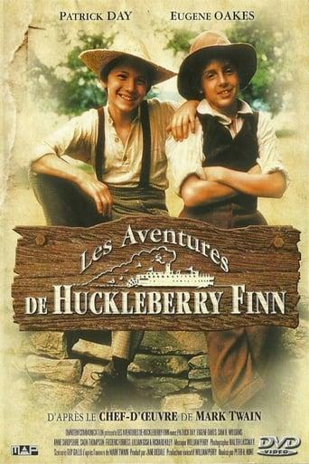Poster of Adventures of Huckleberry Finn