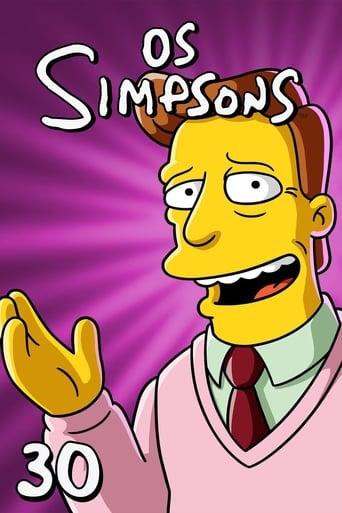 Os Simpsons 30ª Temporada - Poster
