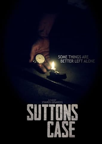 Sutton's Case Poster