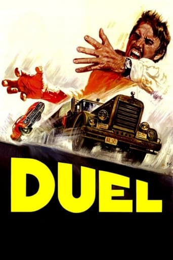 Duel (1971) - poster