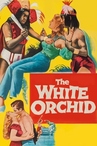 Poster of The White Orchid