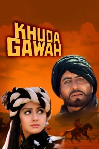 Poster of Khuda Gawah
