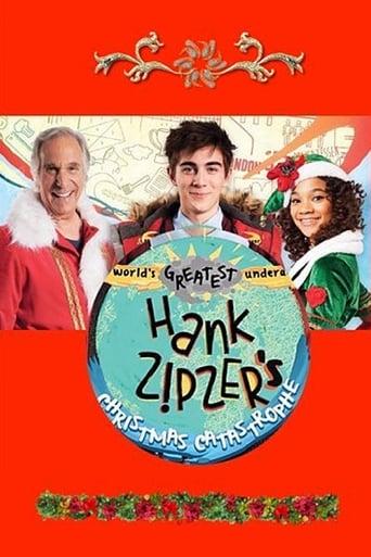 Poster of Hank Zipzer's Christmas Catastrophe