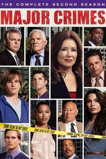 Sunkių nusikaltimų skyrius / Major Crimes (2013) 2 Sezonas