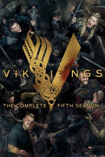 Vikings 5ª Temporada (2017) HDTV | 720p | 1080p Dublado e Legendado – Baixar Torrent Download