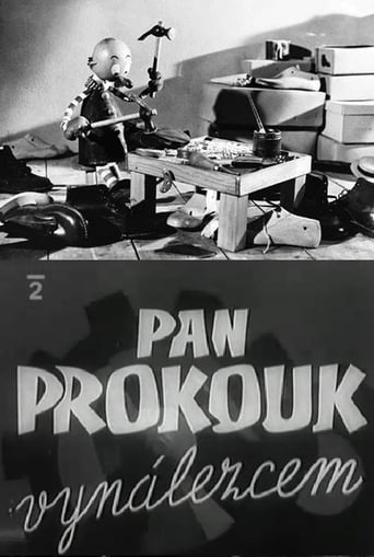Mr. Prokouk Inventor