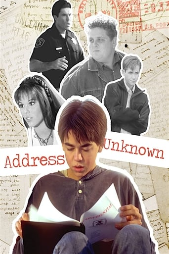 Poster of Address Unknown