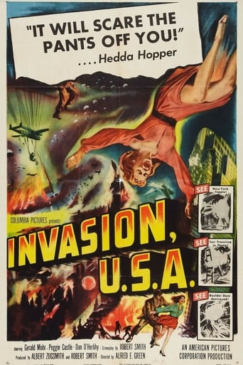 Poster of Invasion, U.S.A.