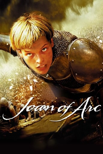 Poster of The Messenger: The Story of Joan of Arc