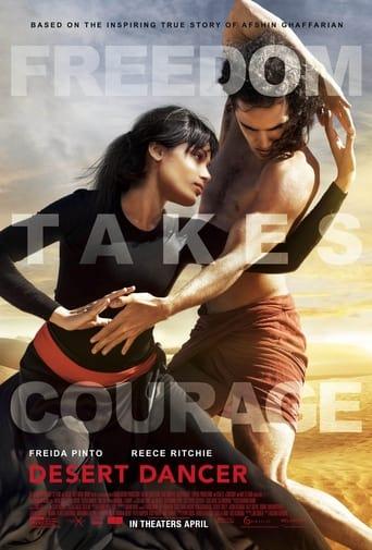 Poster of Desert Dancer