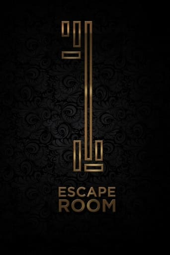 Poster of Escape Room fragman