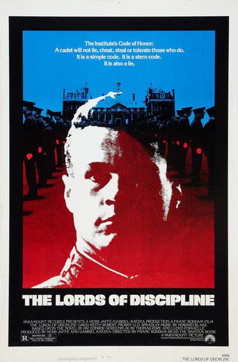 Poster of The Lords of Discipline