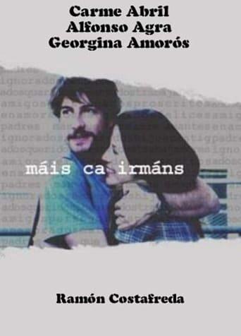 Poster of Más que hermanos