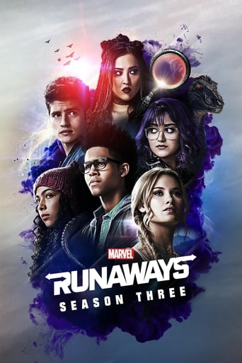 Fugitivos da Marvel 3ª Temporada - Poster