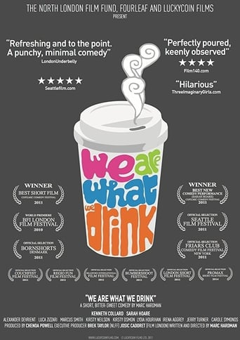 Poster of We Are What We Drink