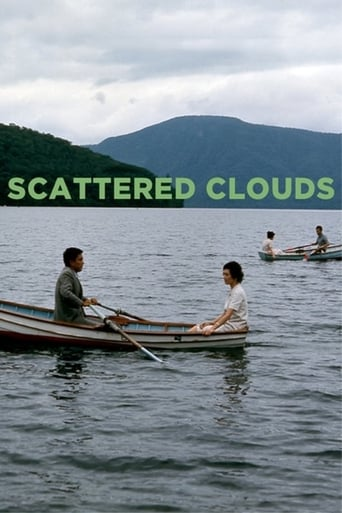 Poster of Scattered Clouds