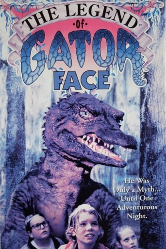 Poster of The Legend of Gator Face