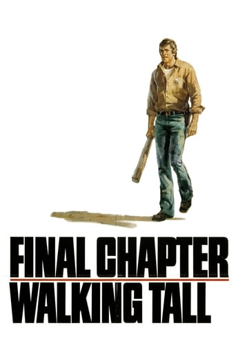 Poster of Final Chapter: Walking Tall