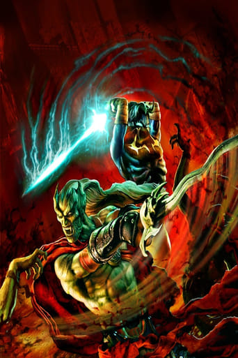 Poster of The Legacy of Kain
