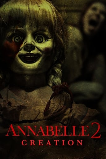 Poster of Annabelle 2: creation