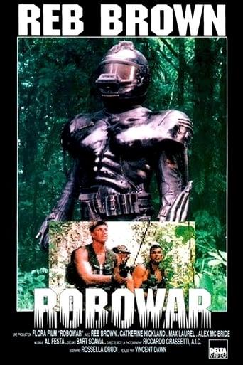 robowar robot da guerra 1988